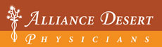 Alliance Desert Physicians Logo
